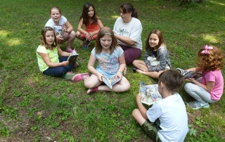 Summer Camp Bible Lessons